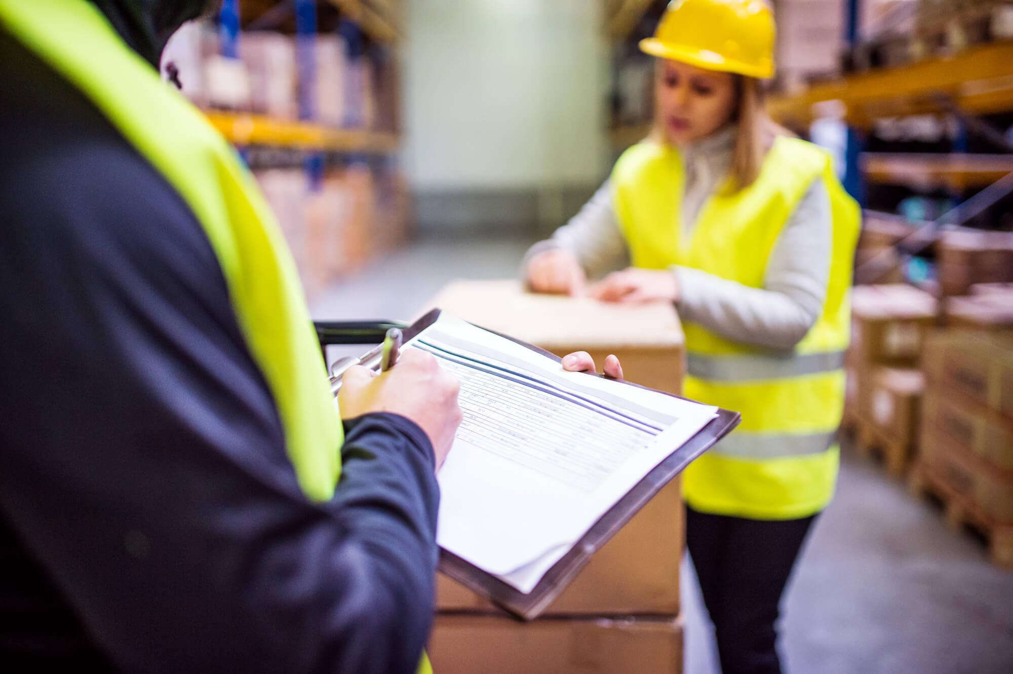 Do problema à solução: como melhorar o recebimento de mercadorias?